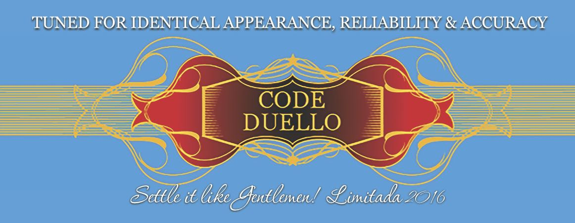 Cigar News: Southern Draw Cigars Code Duello Announced