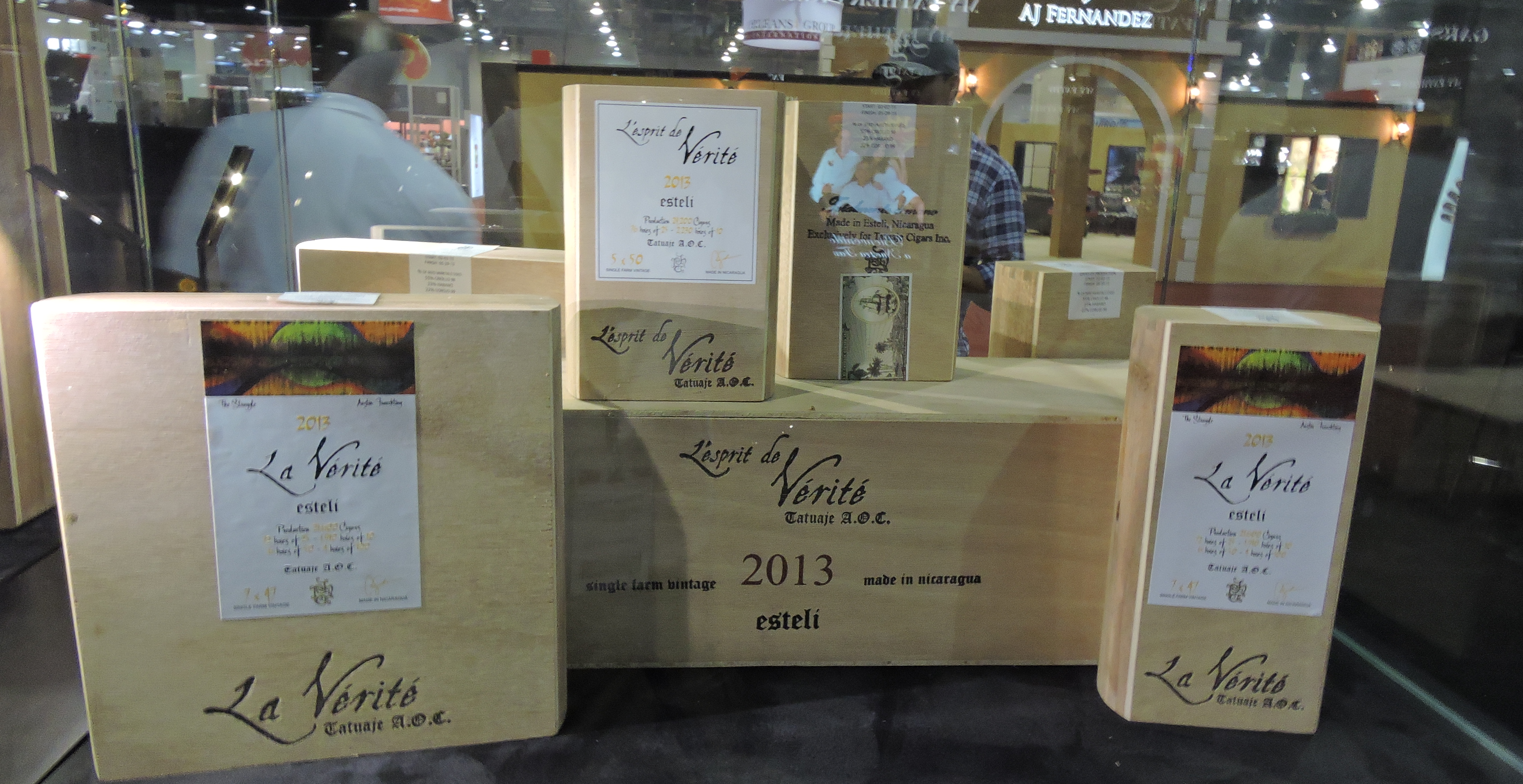 Cigar News: Tatauje La Verite 2013 Debuts at 2016 IPCPR