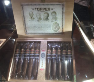 Cigar News: Topper Grande 120th Anniversary Launched at 2016 IPCPR