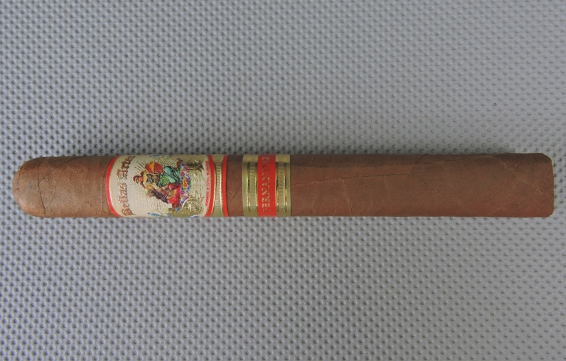 Cigar Review: A.J. Fernandez Bellas Artes Short Churchill