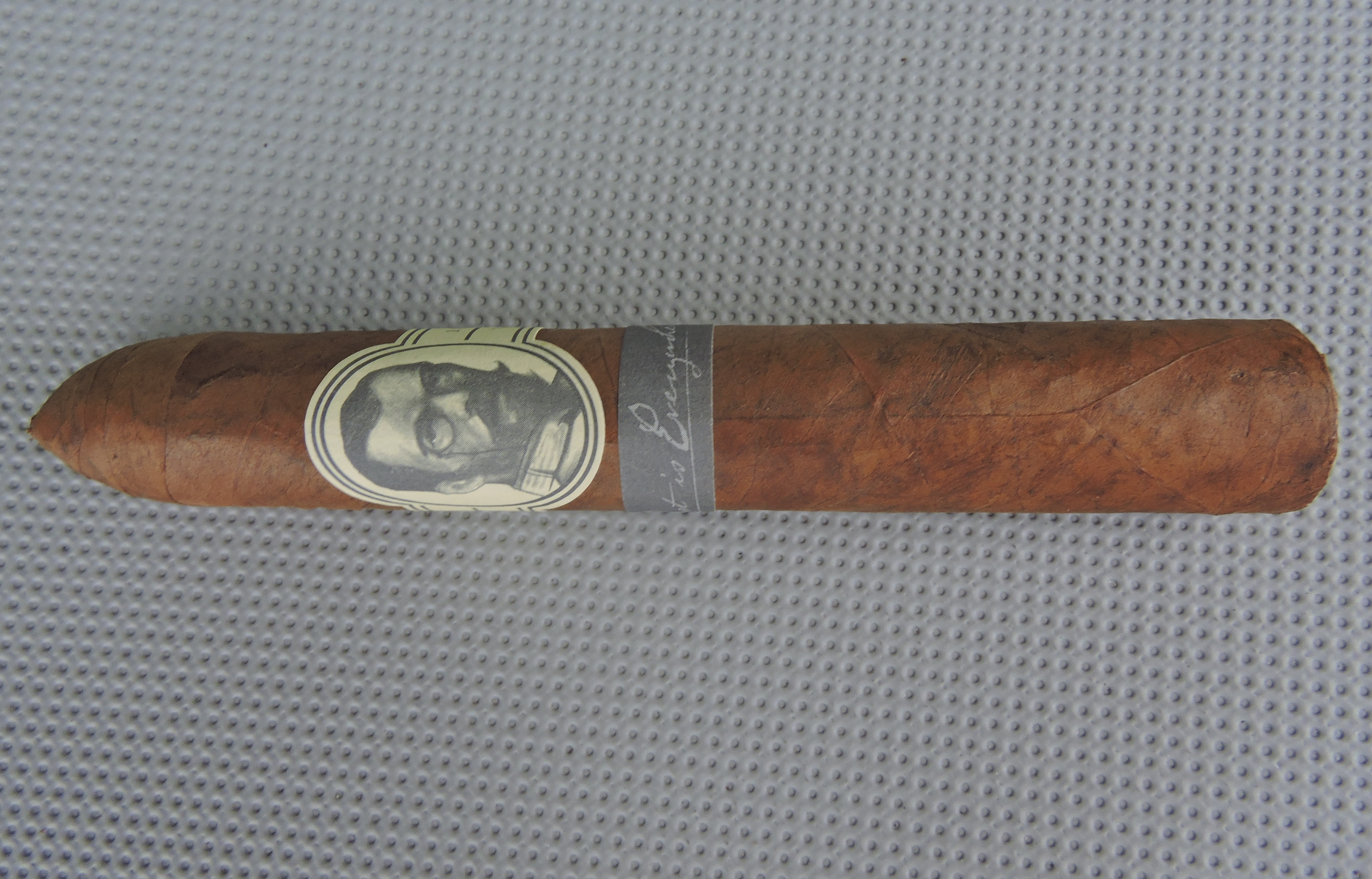 Agile Cigar Review: Caldwell The Last Tsar Belicoso
