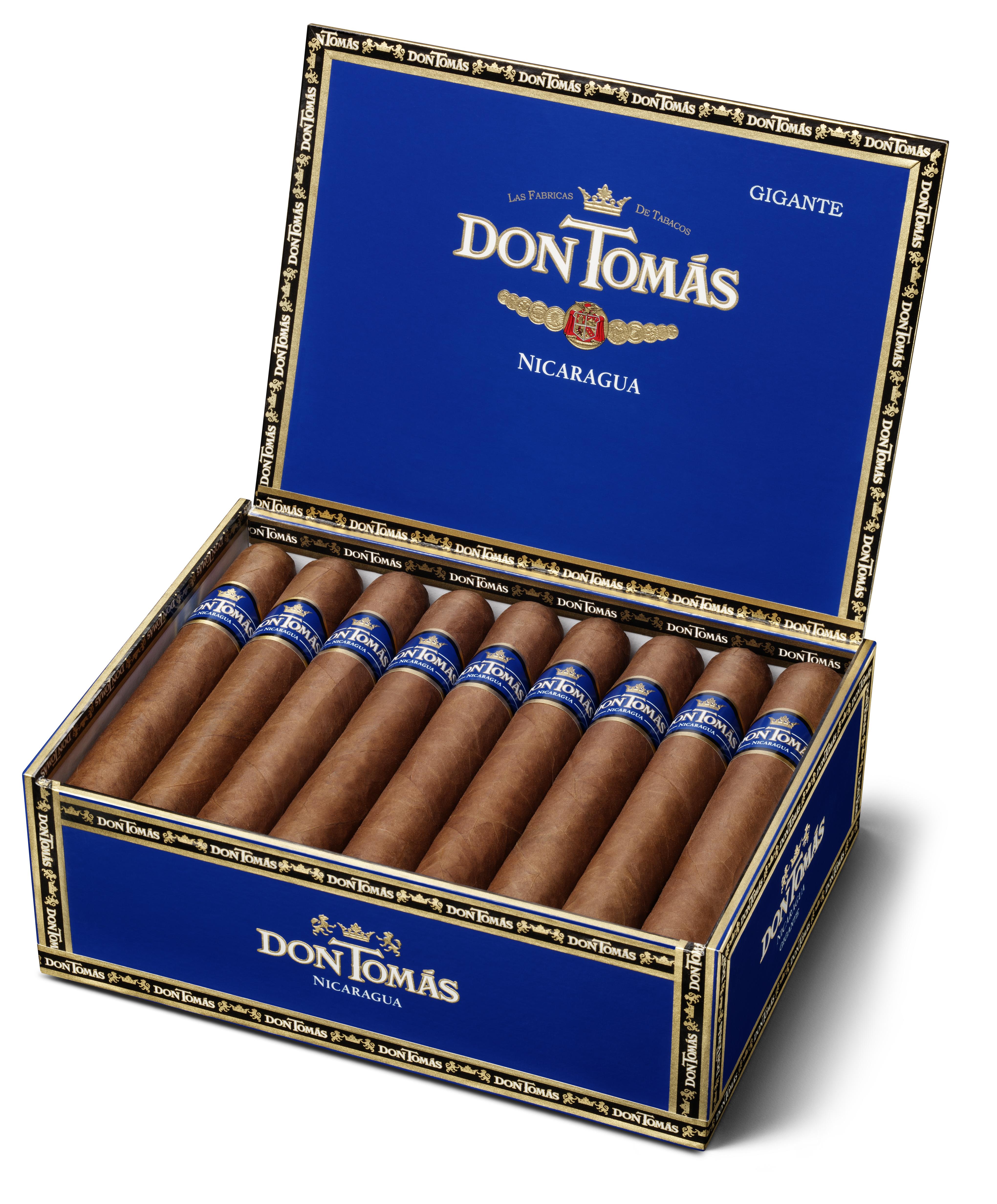 Don Tomas Nicaragua_Gigante_left_open