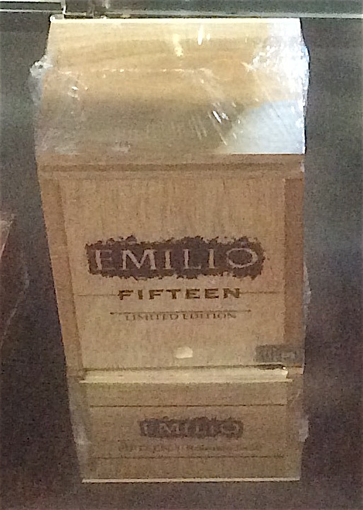 Cigar News: Emilio Fifteen Debuts at 2016 IPCPR