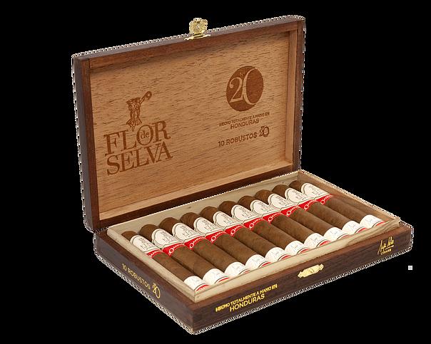 Cigar News: Maya Selva Cigars to Showcase Flor de Selva Colección Aniversario Nº20 at Inter-Tabac 2016
