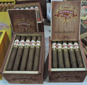 Cigar News: Guayacan Rojas Reserve Maduro Line Extensions Launched at 2016 IPCPR