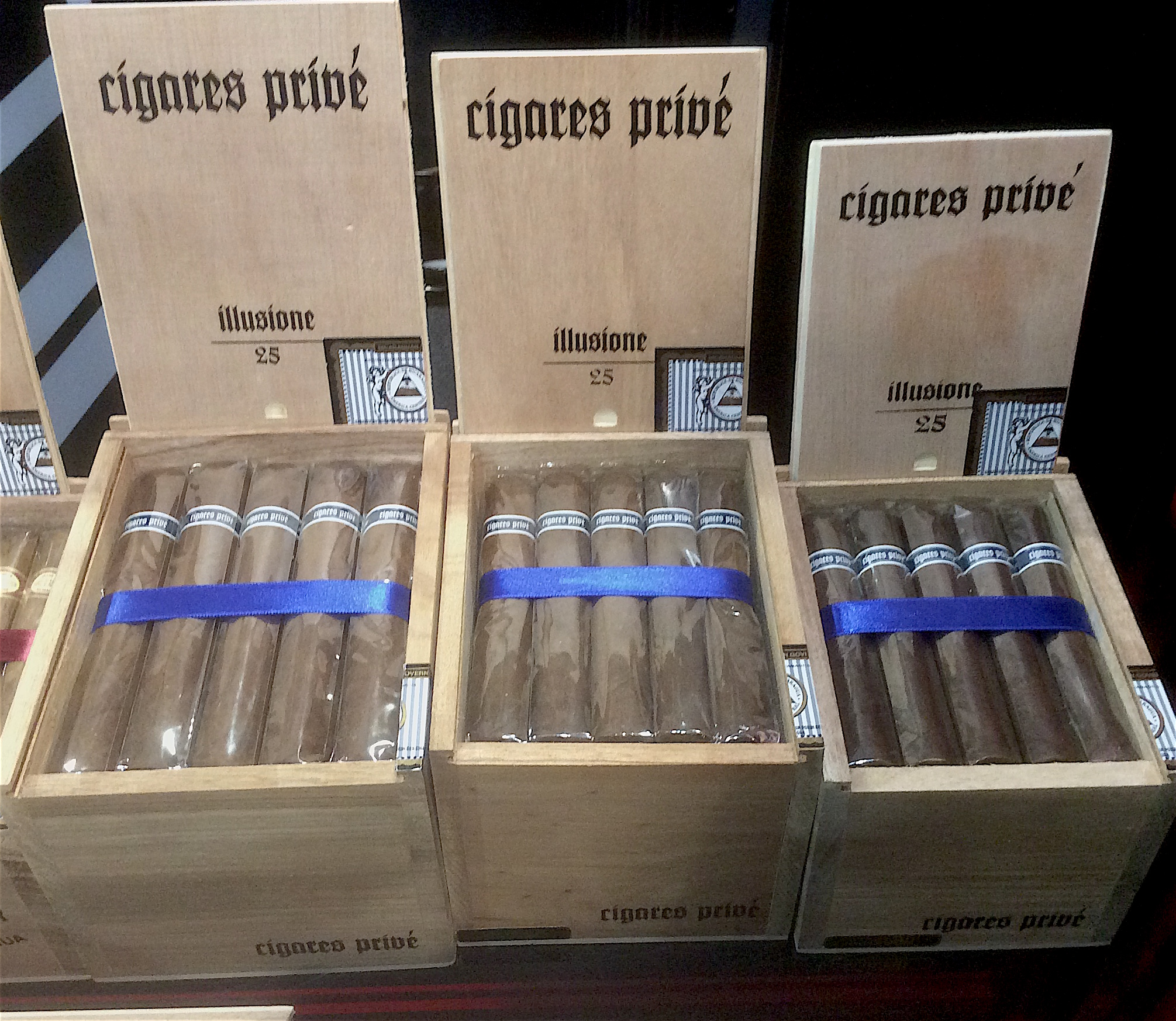 Cigar News: Illusione Cígares Privé Goes Regular Production