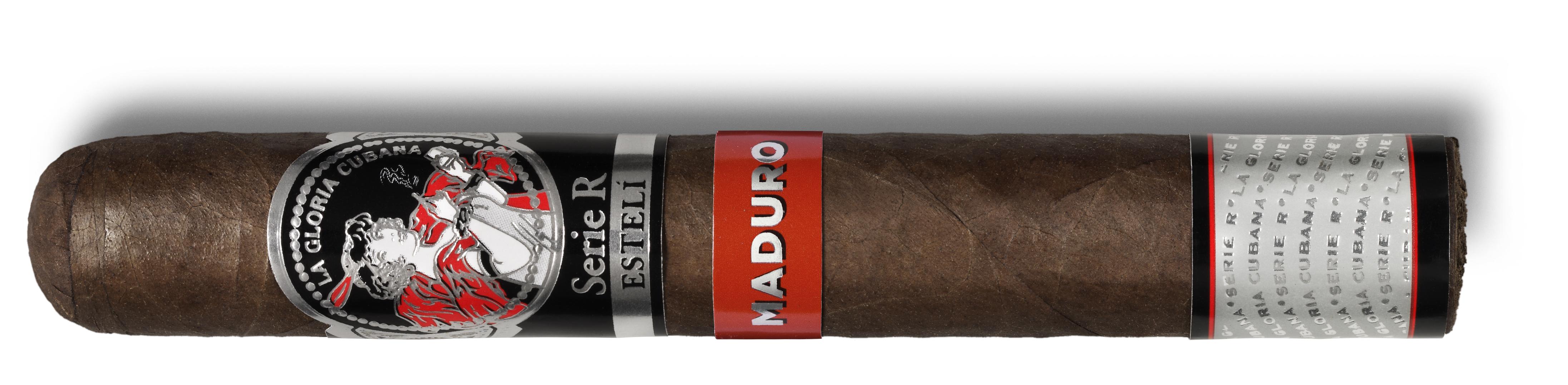La Gloria_Serie R_Esteli_Maduro_cigar