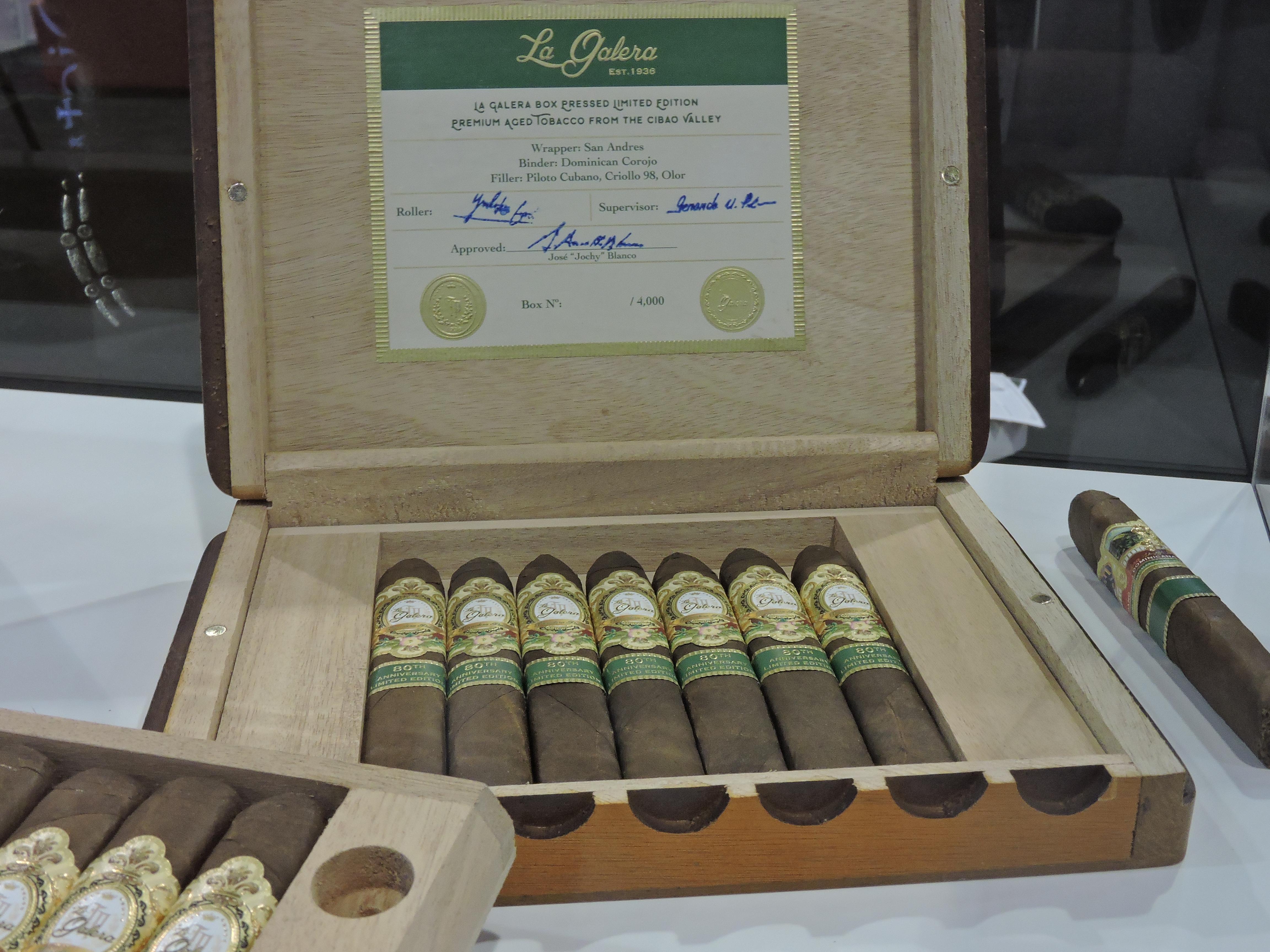 La_Galera_80th_Anniversary_Box_Pressed_Limited_Edition_Cortador