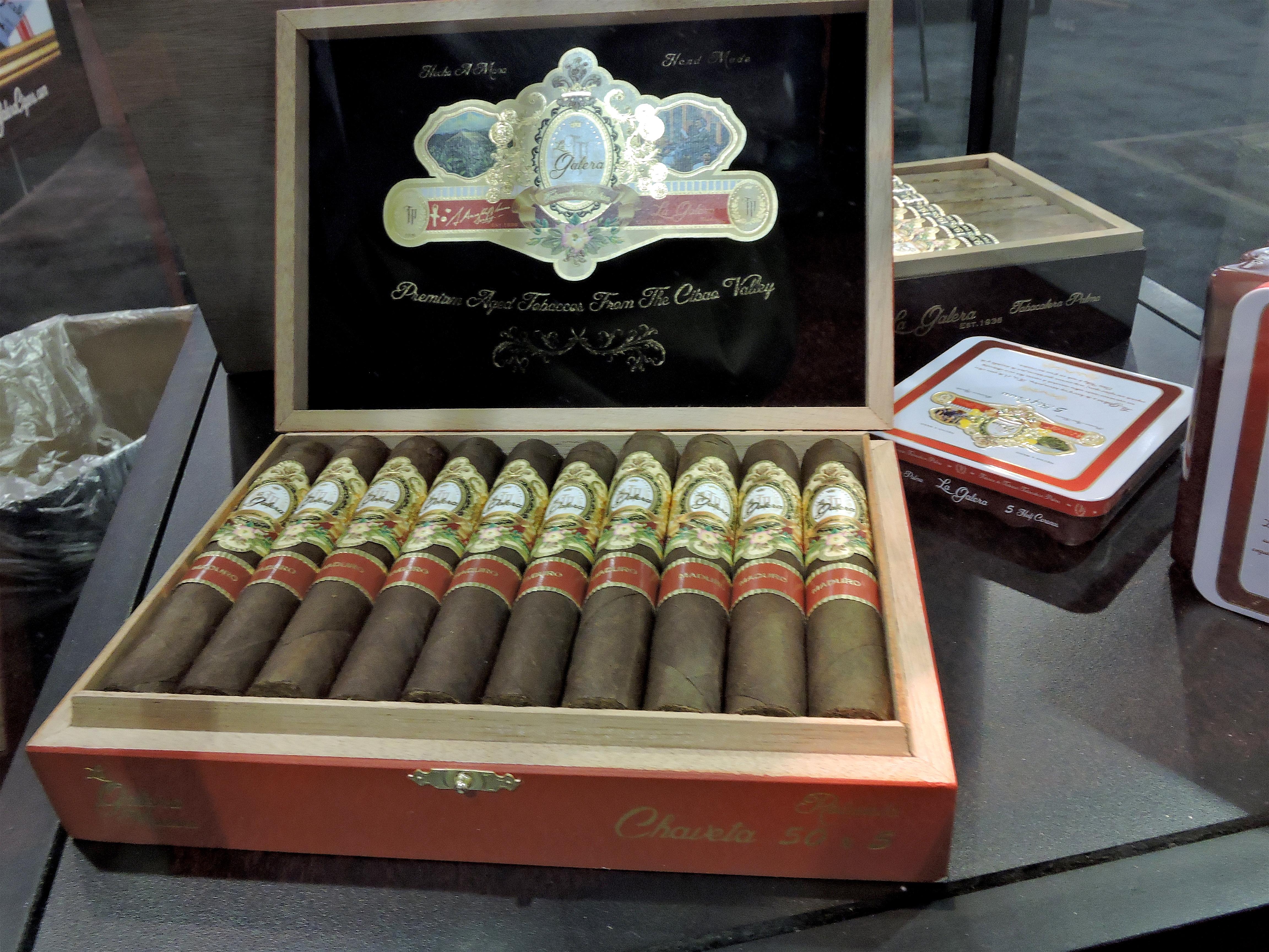 La_Galera_Maduro_by_IndianHead_Cigars
