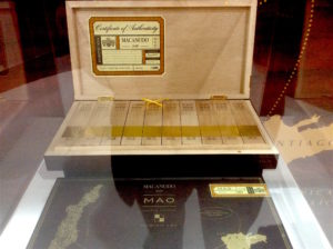 Cigar News: Macanudo Mao Introduced at 2016 IPCPR Trade Show