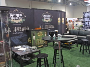 Feature Story: MoyaRuiz Cigars at the 2016 IPCPR Trade Show