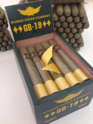 Cigar News: Nomad GB-19 Goes National