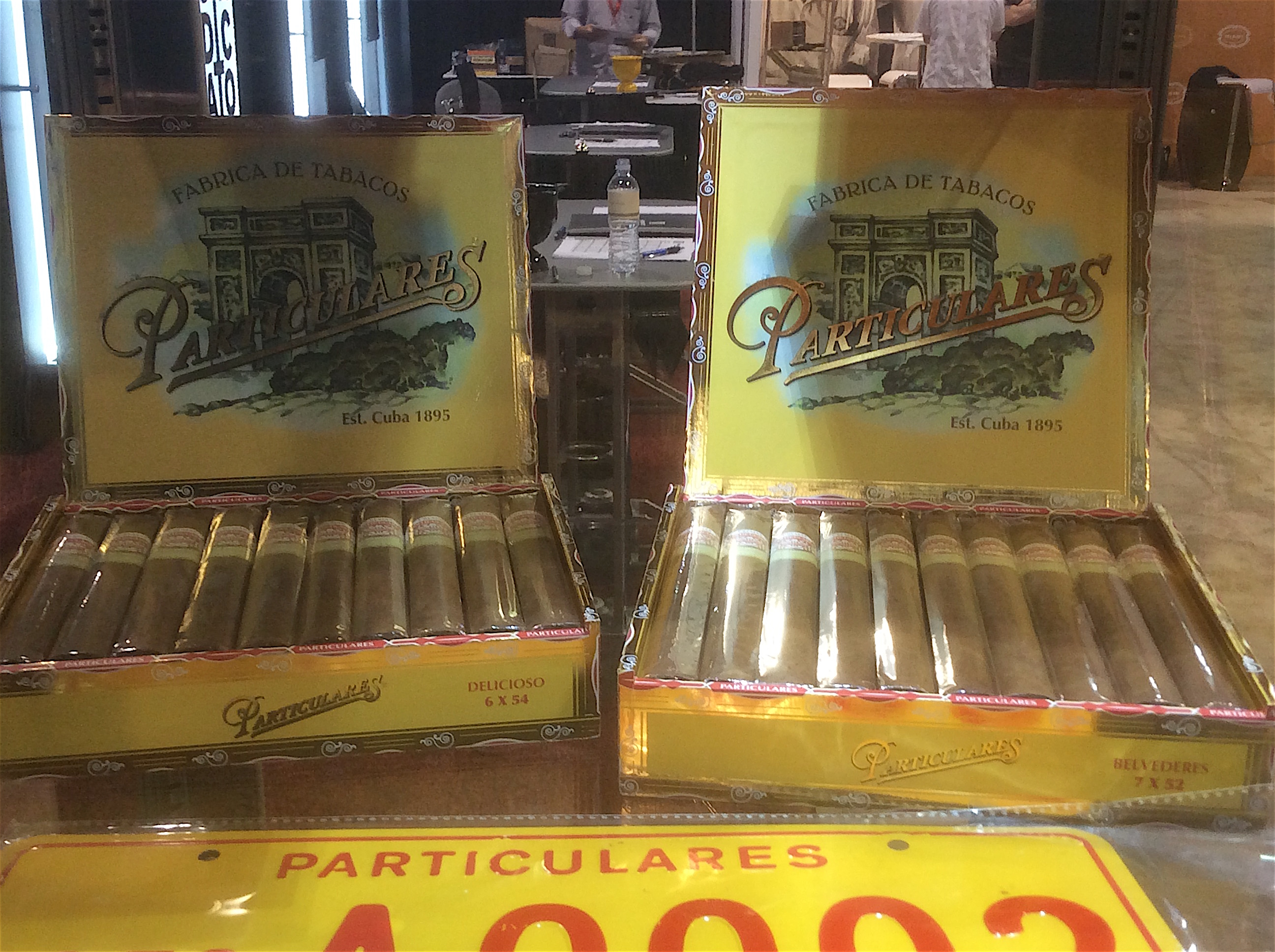 Cigar News: Sindicato Brings Back Particulares Brand at 2016 IPCPR