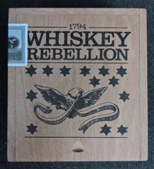 Cigar News: RoMa Craft Tobac Taking Intemperance Whiskey Rebellion 1794 Line National