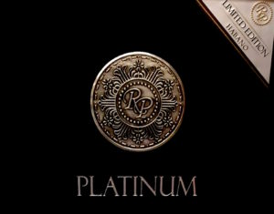 Cigar News: Rocky Patel Platinum Limited Edition Debuts at 2016 IPCPR
