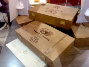 Cigar News: Romeo y Julieta Reserve Rare 11 Years Old Launched by Altadis USA at 2016 IPCPR