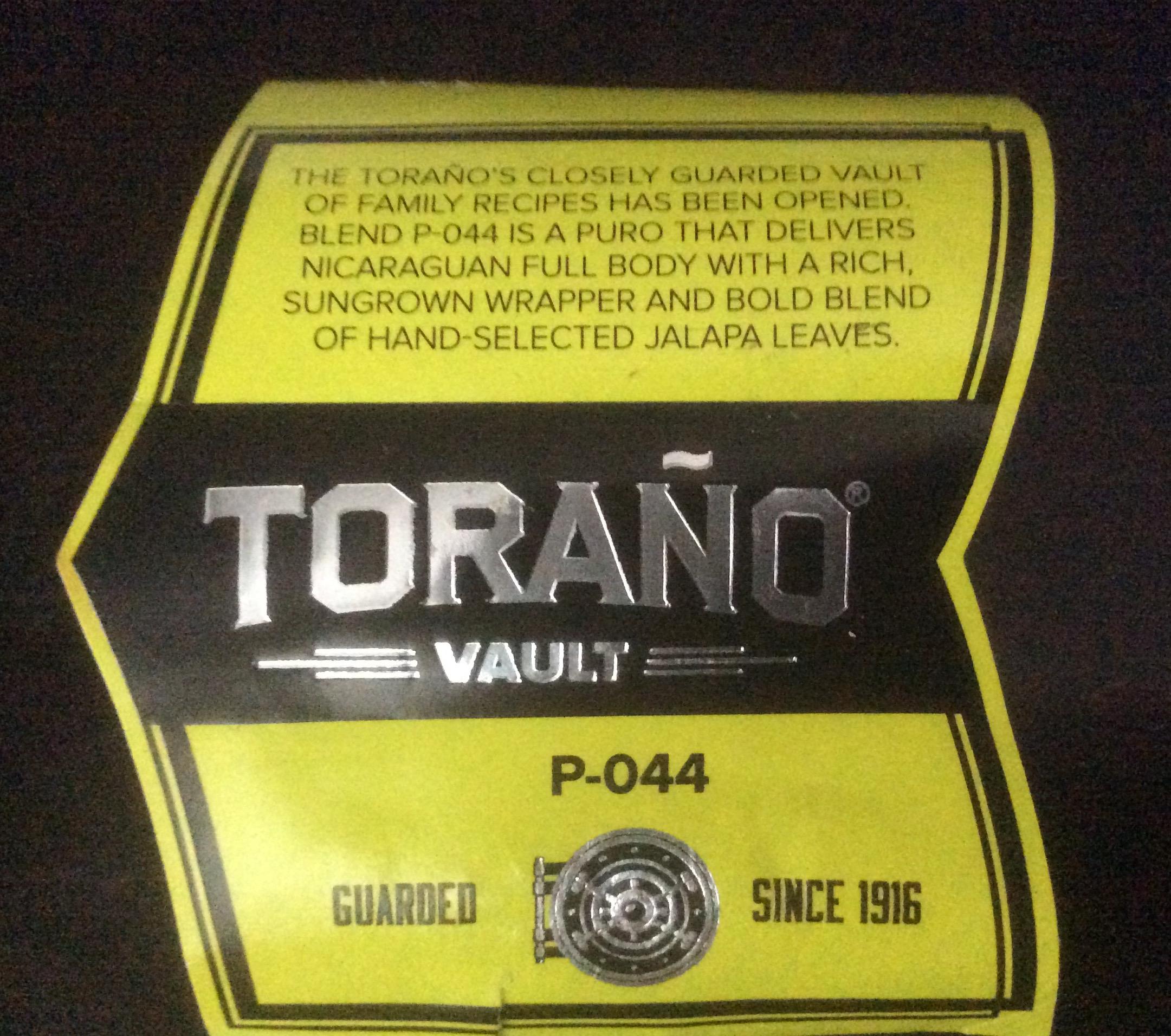Torano_Vault P-044-Band