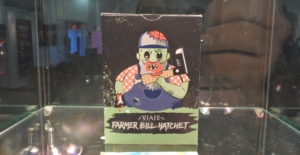 Cigar News: Viaje Farmer Bill Hatchet Zombie Edition Showcased at 2016 IPCPR