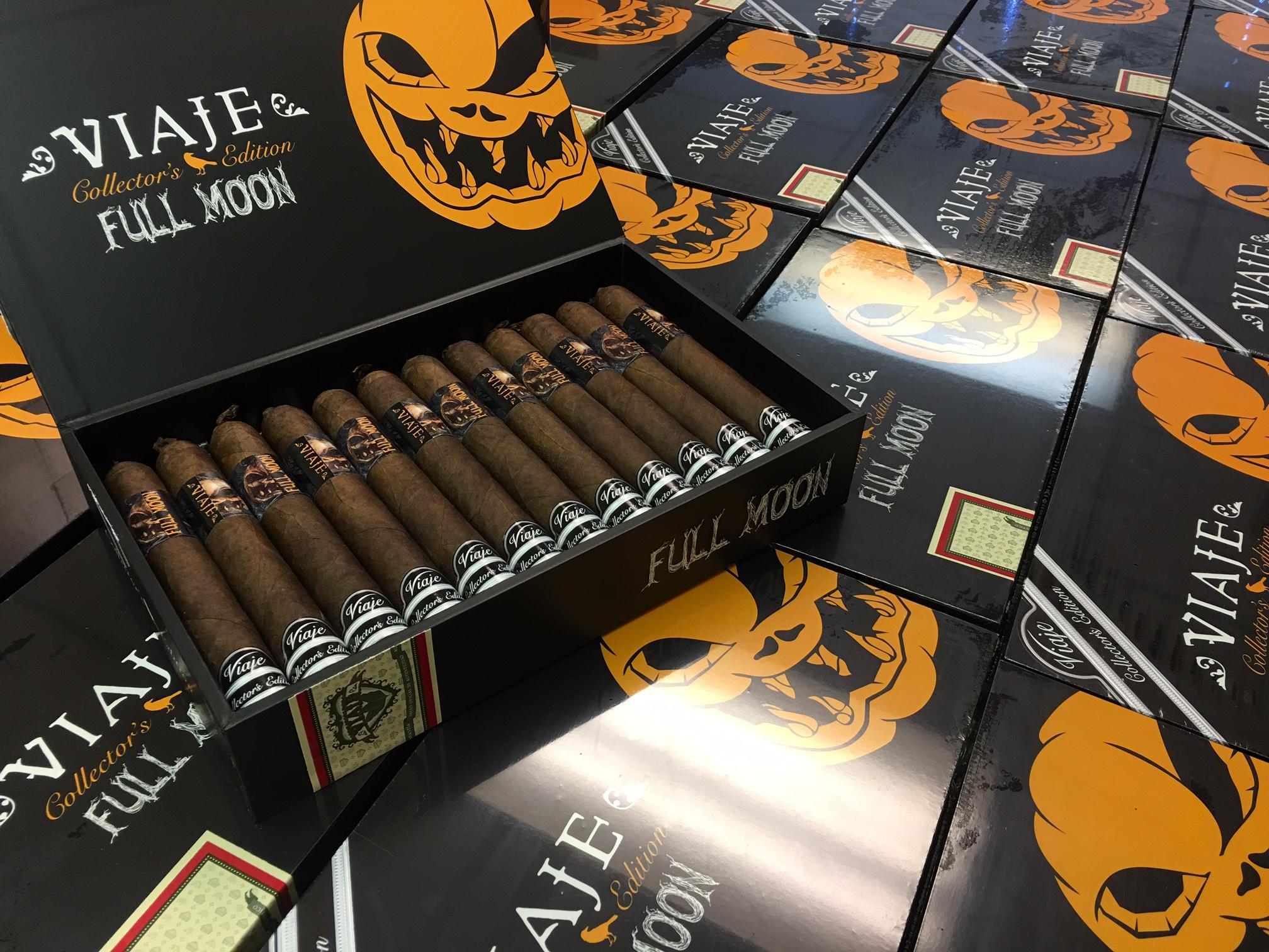 Cigar News: Viaje Full Moon Collector's Edition 2016 Slated