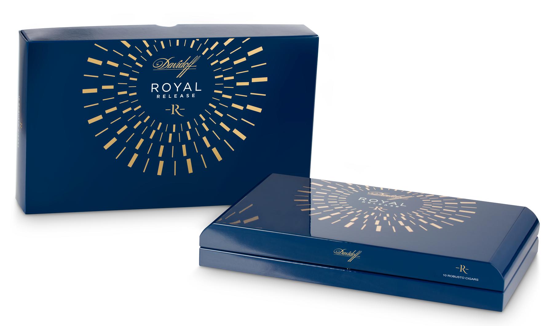 Davidoff Royal Release Boxes