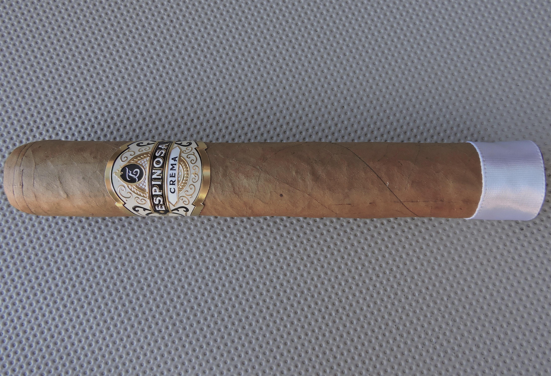 Cigar Review: Espinosa Crema Toro Grande