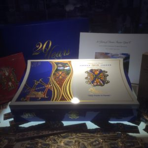 Cigar News: Fuente Fuente Opus X 20 Years Celebration Commemorates Two Decades of OpusX