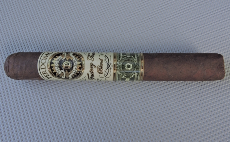 Cigar Review: Perdomo Factory Blend Maduro Toro