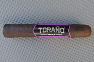 Cigar Review: Toraño Vault TM-027 Robusto