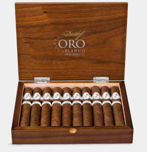 Cigar News: Davidoff Oro Blanco Returns for Ultra-Limited Run