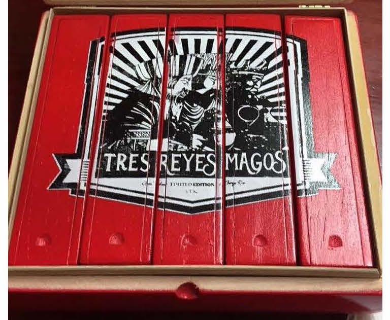 Cigar News: Gran Habano Releases Los Tres Reyes Magos Culebra Release