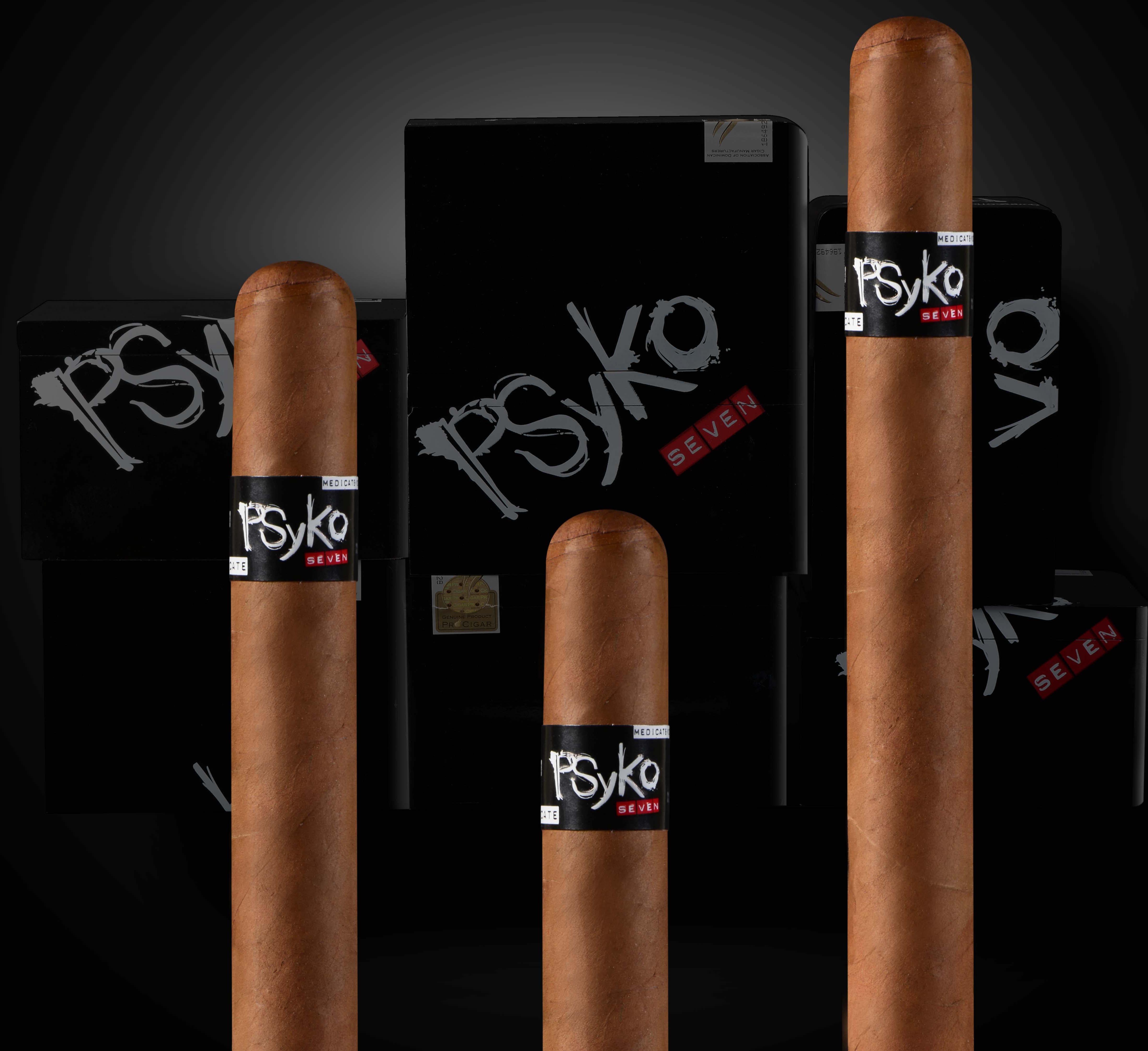 Cigar News: Ventura Cigar Company Launches PSyKo Seven Connecticut