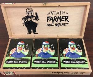Cigar News: Zombie Farmer Bill Hatchet Heads for Release