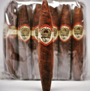 Cigar News: Caldwell Long Live the King-The Crowning Becomes Exclusive for Small Batch Cigar