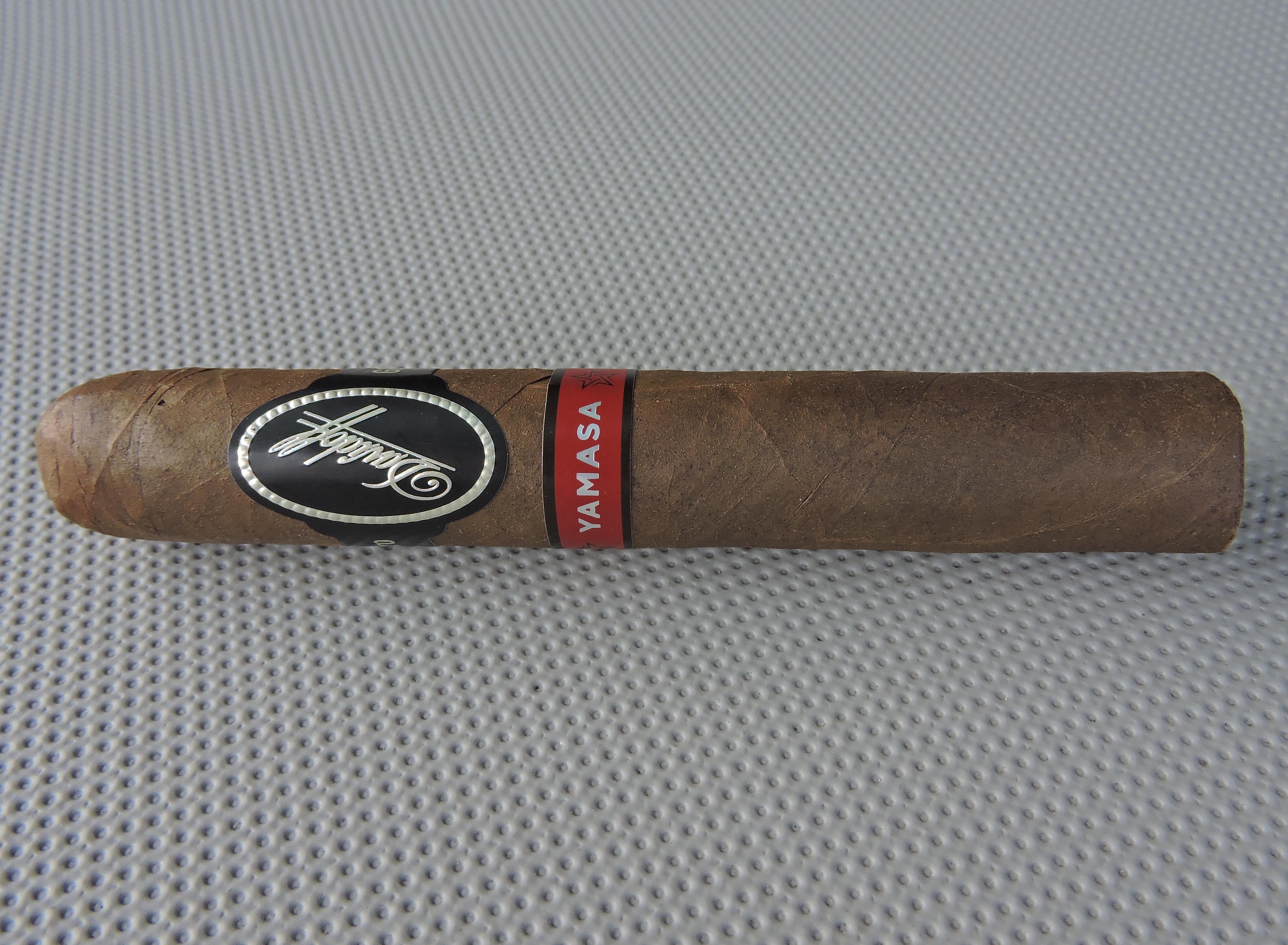 Agile Cigar Review: Davidoff Yamasá Robusto
