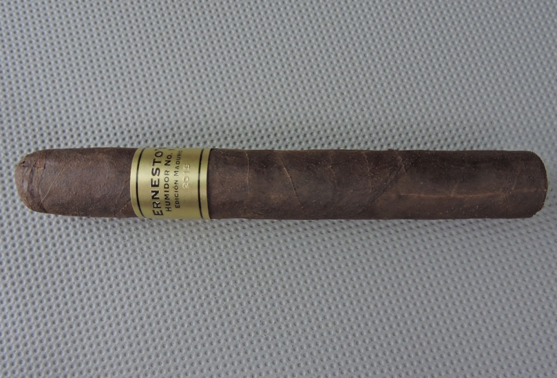 Cigar Review: Ernesto's Humidor No. 1 Edición Maduro 2015 by E.P. Carrillo