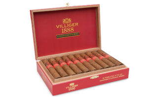 Cigar News: New Villiger 1888 Launches This Week in U.S.