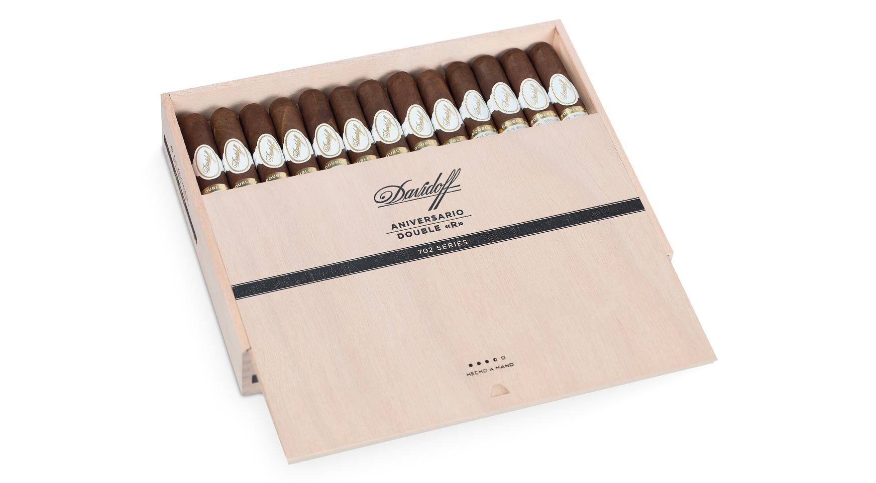 Cigar News: Davidoff 702 Series Adds New Twist to Old Favorites