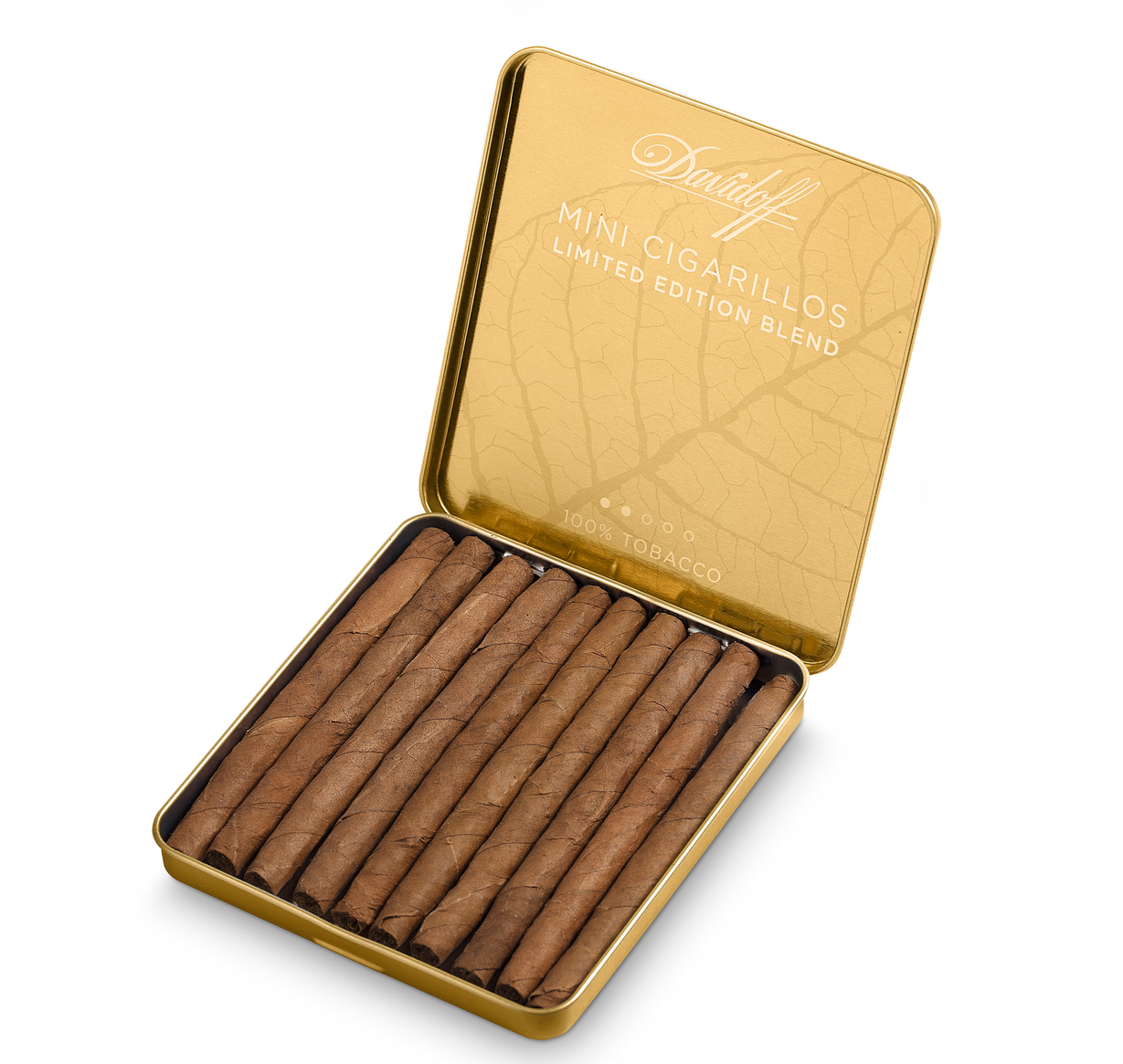Davidoff_Golden_Leaf_Cigarillos_Limited_Edition_Open