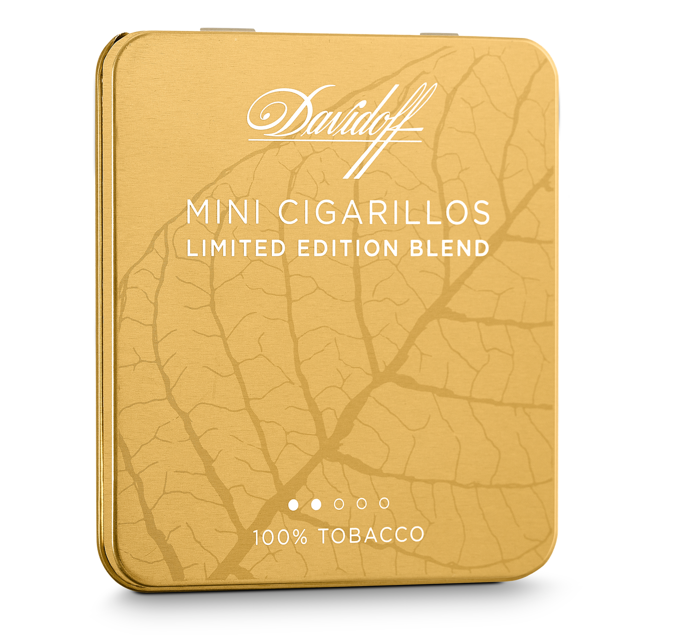 Cigar News: Davidoff Golden Leaf Mini Cigarillos Limited Edition Launched