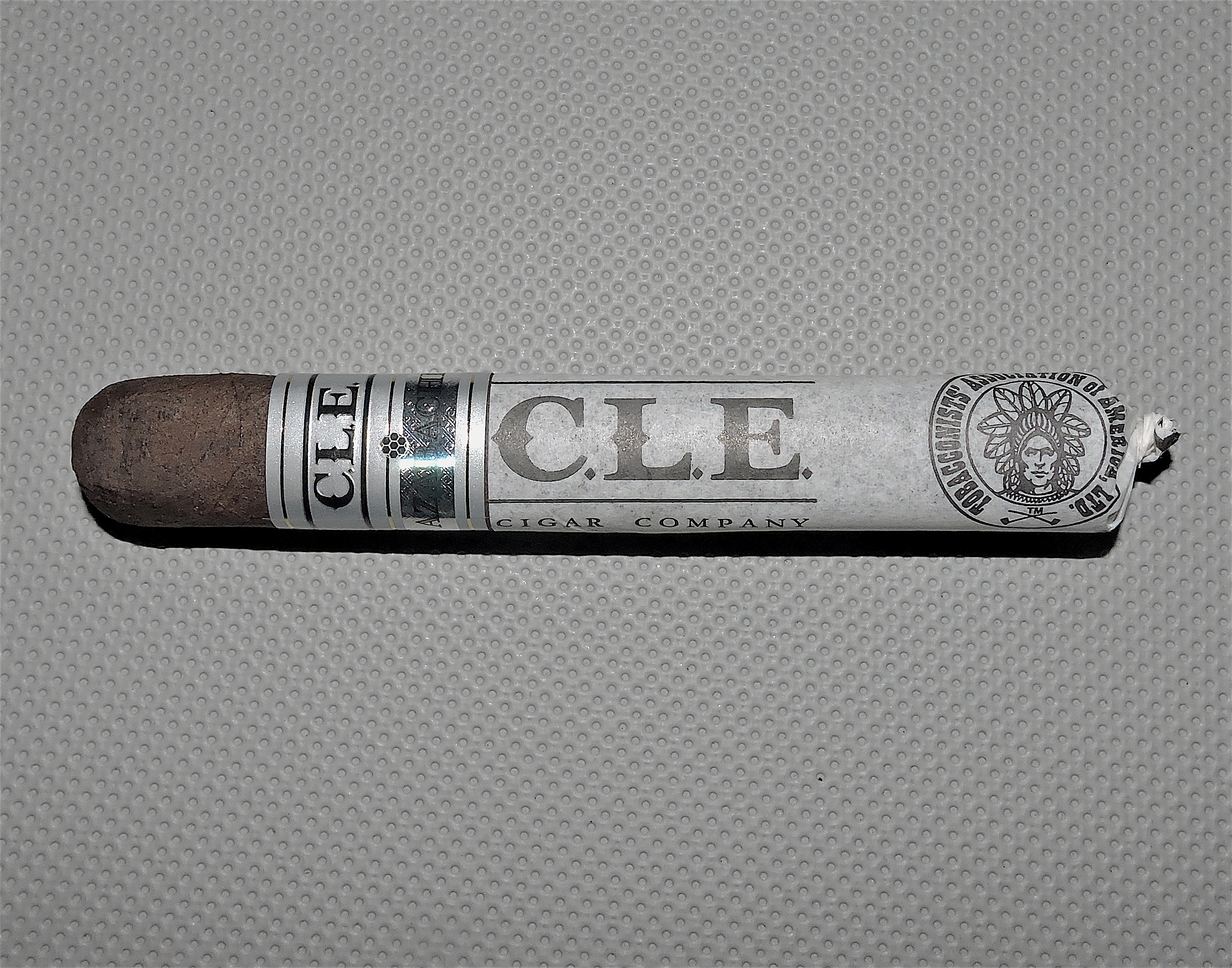 Cigar Review: CLE Azabache 50 x 5 (TAA Exclusive)