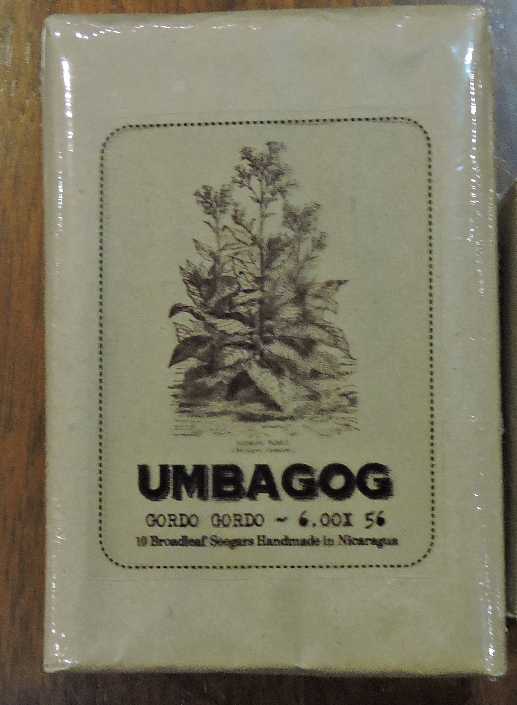 Cigar News: Dunbarton Tobacco & Trust Umbagog Heads for Widespread March Release