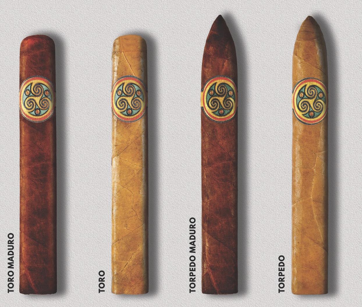Cigar News: Bombay Tobak Releases Gaaja Torpedo and Gaaja Maduro