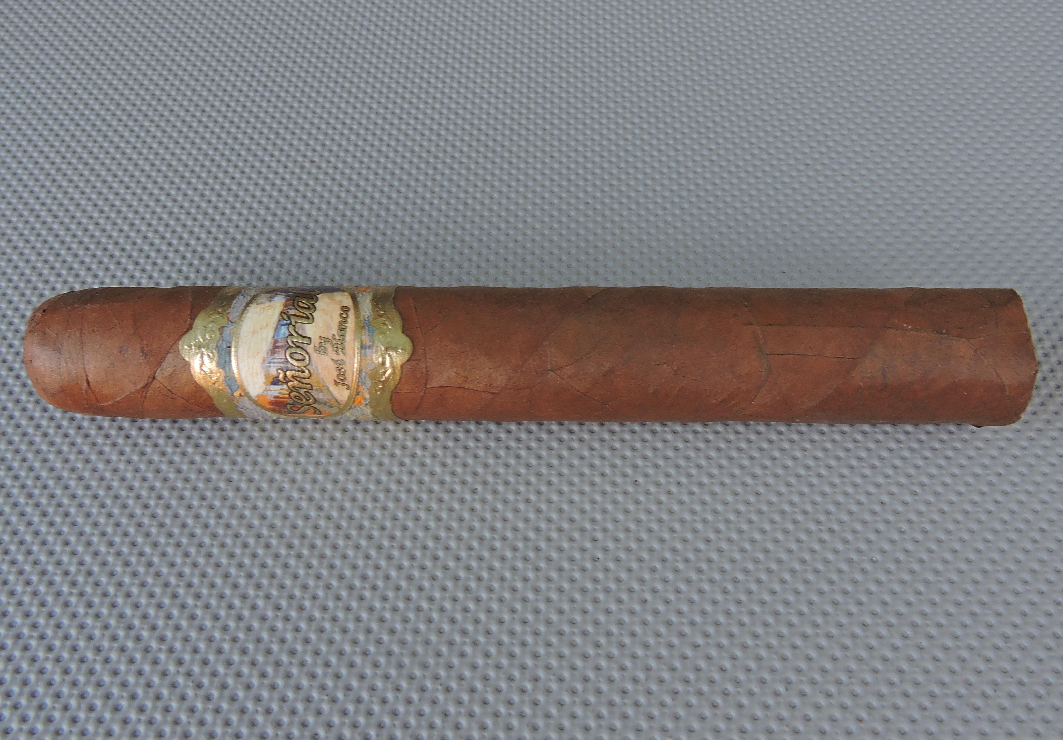 Agile Cigar Review: Las Cumbres Tabaco Señorial Toro Bravo by José Blanco