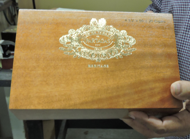Partagas Heritage Box