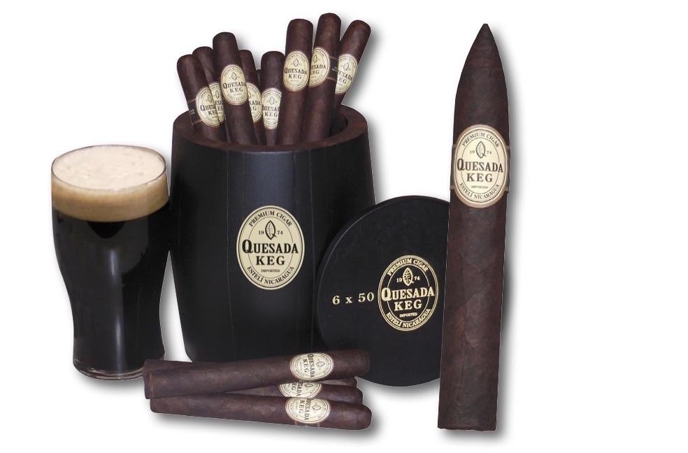 Cigar News: Quesada Keg 2017 Edition Announced