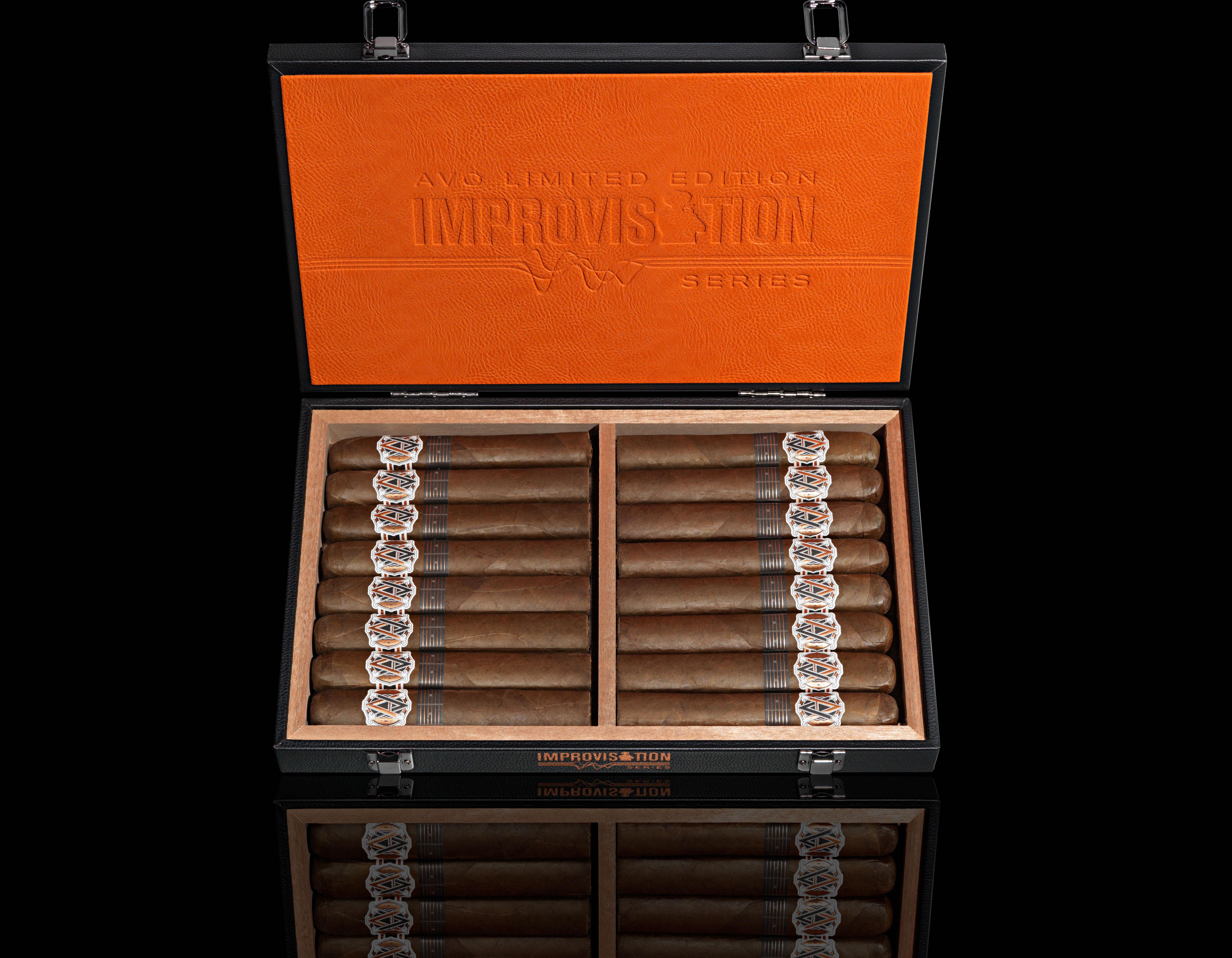 Cigar News: Avo Improvisation LE17 Announced
