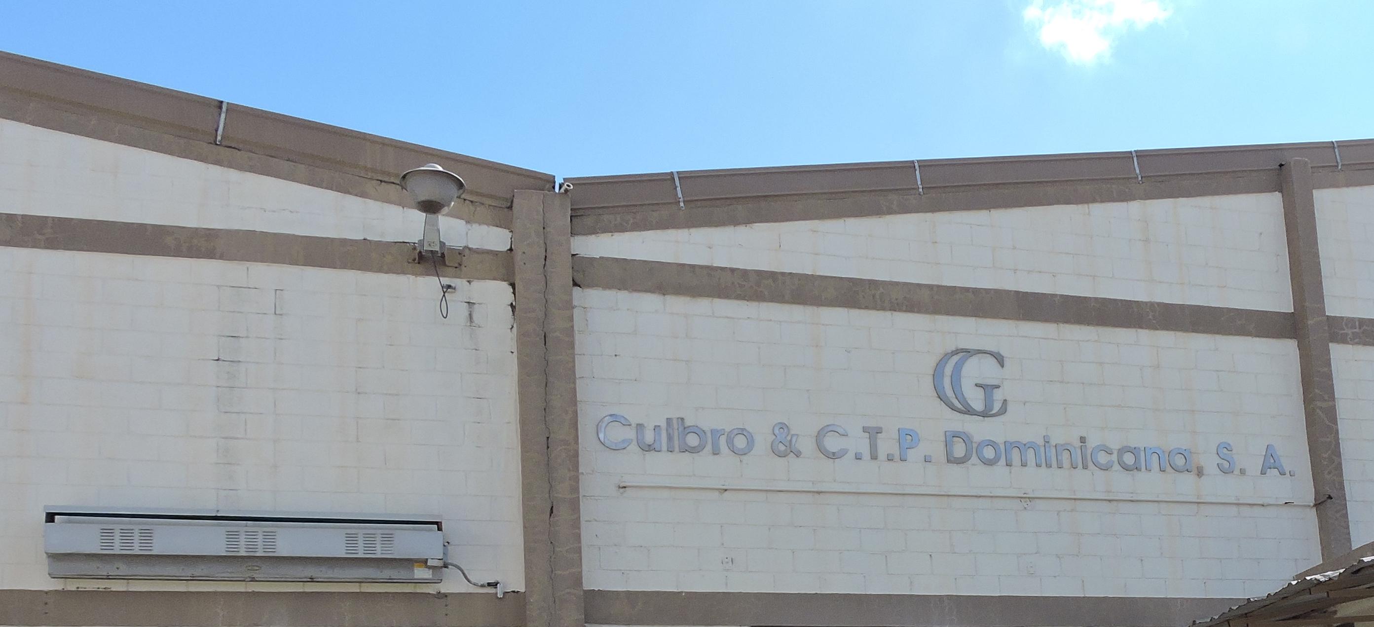 Culbro CTP Dominicana