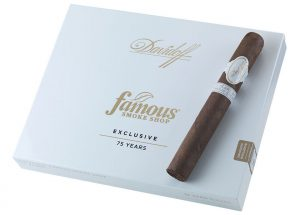 Cigar News: Davidoff Famous 75th Anniversary Exclusive Released