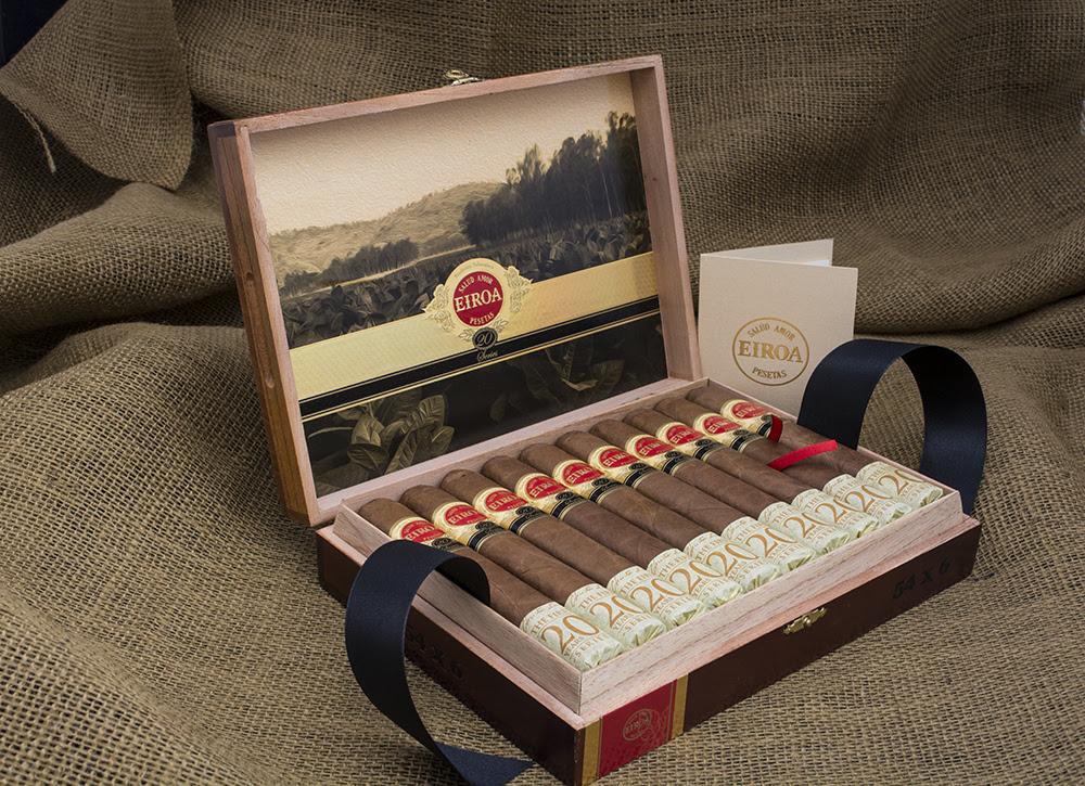 Cigar News: C.L.E. Cigar Company Unveils EIROA The First 20 Colorado