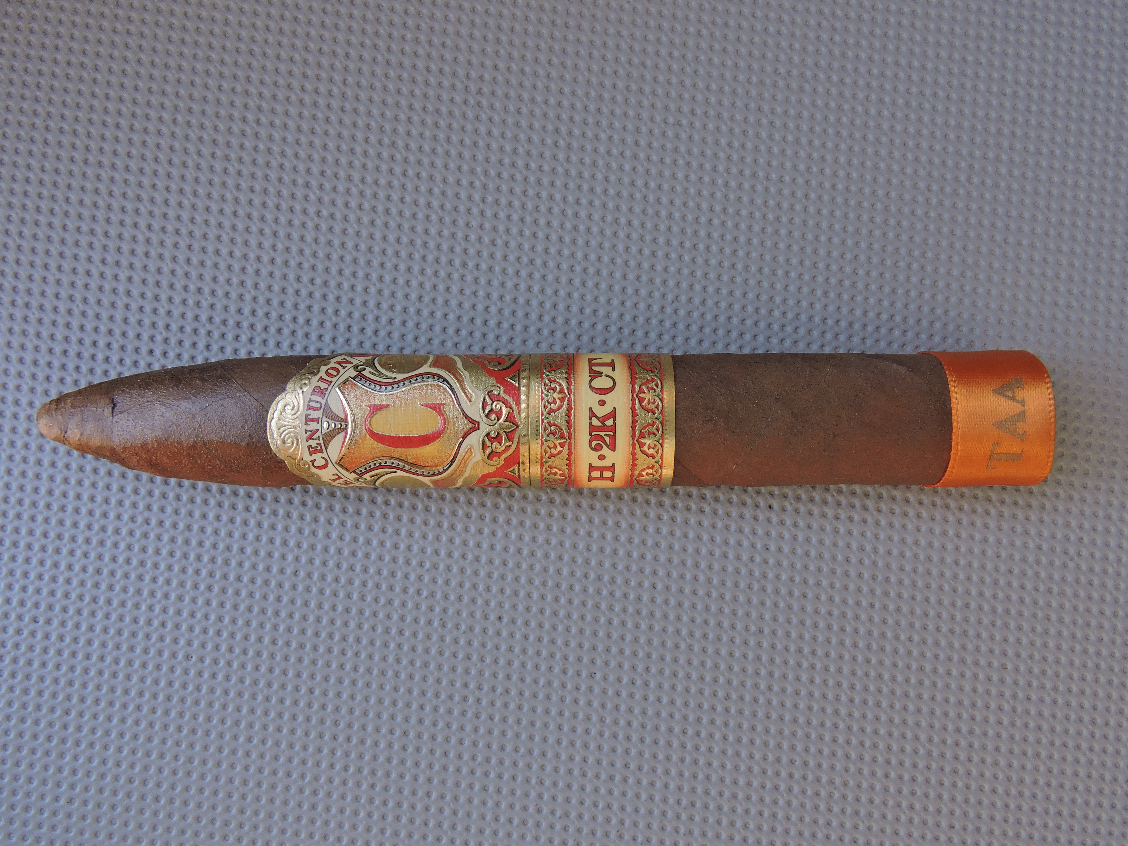 Cigar Review: El Centurion H.2K.CT Box Pressed Torpedo (TAA Exclusive) by My Father Cigars
